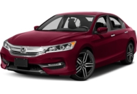 Honda Accord Sport Special Edition 2017