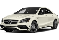 Mercedes-Benz CLA AMG® 45 Coupe 2019