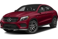 Mercedes-Benz GLE AMG® 43 4MATIC® Coupe 2019