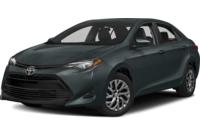 Toyota Corolla XLE 2019