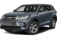 Toyota Highlander LE Plus 2019