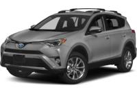 Toyota RAV4 Hybrid Limited AWD 2018