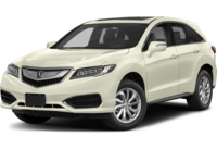 Acura RDX with Technology and AcuraWatch Plus Packages 2018