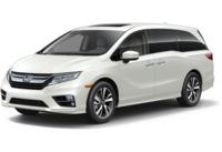 Honda Odyssey Elite 2018