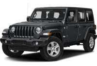 Jeep Wrangler Unlimited Sport S 2018