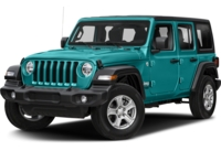Jeep Wrangler Unlimited 4x4 2019