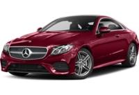 Mercedes-Benz E 400 4MATIC® Coupe 2018