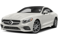 Mercedes-Benz S-Class 560 4MATIC® Coupe 2019