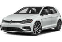 Volkswagen Golf R 2.0T Manual w/DCC/Nav 2019