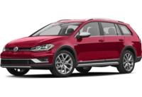 Volkswagen Golf Alltrack TSI SEL 4Motion 2018