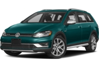 Volkswagen Golf Alltrack TSI SEL 2018