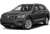 Volkswagen Tiguan SE with 4MOTION® 2018