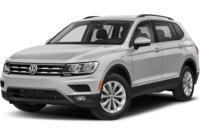 Volkswagen Tiguan S with 4MOTION® 2019