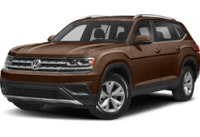 Volkswagen Atlas V6 SE with Technology and 4MOTION® R-Line 2019
