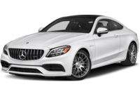 Mercedes-Benz C-Class AMG® 63 Coupe 2019