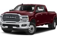 Ram 3500 Longhorn 4x4 Mega Cab 6'4 Box 2019