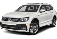 Volkswagen Tiguan 2.0T SEL R-Line Black 2019