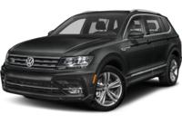Volkswagen Tiguan SEL R-Line Black 2019