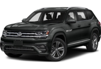 Volkswagen Atlas SEL R-Line and 4Motion 2019