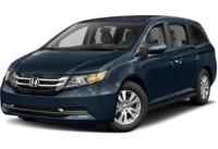 Honda Odyssey EX-L 2017