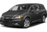 Honda Odyssey Touring Elite 2017