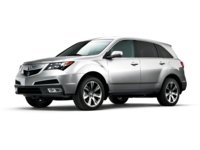 2010 Acura MDX 3.7L Advance Package