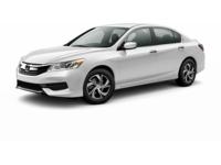 2017 Honda Accord W/Pedigree LX