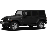 2011 Jeep Wrangler Unlimited 4WD 4dr