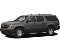 2012 Chevrolet Suburban 4WD 4dr 1500 LTZ