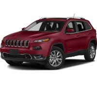 2016 Jeep Cherokee 4WD 4dr