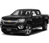 2016 Chevrolet Colorado 4WD Crew Cab 128.3 LT