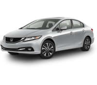 2013 Honda Civic Sedan EX-L