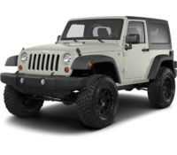 2013 Jeep Wrangler 4WD 2dr