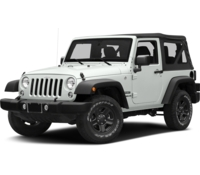 2015 Jeep Wrangler 4WD 2dr