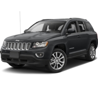 2016 Jeep Compass 4WD 4dr