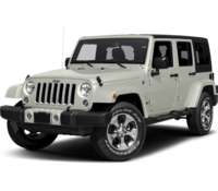 2014 Jeep Wrangler Unlimited 4WD 4dr