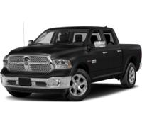 2017 Ram 1500 Laramie 4x4 Crew Cab 5'7 Box