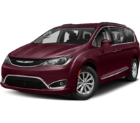 2017 Chrysler Pacifica FWD