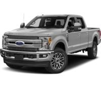 2017 Ford Super Duty F-350 SRW 4WD Crew Cab Box