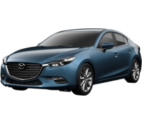 2017 Mazda Mazda3 4-Door 4DR SDN TOURING MT
