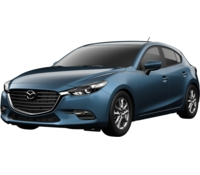 2017 Mazda Mazda3 5-Door 5DR SPORT AT