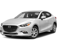 2018 Mazda Mazda3 4-Door 4DR SDN SPORT AT