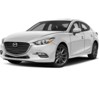 2018 Mazda Mazda3 4-Door 4DR SDN TOURING MT
