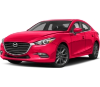 2018 Mazda Mazda3 4-Door 4DR SDN TOURING AT