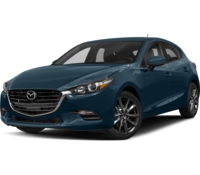 2018 Mazda Mazda3 5-Door 5DR TOURING AT