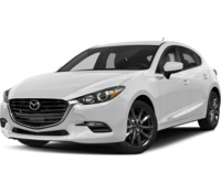 2018 Mazda Mazda3 5-Door 5DR TOURING MT