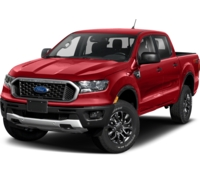 2019 Ford Ranger 4WD SuperCrew 5' Box