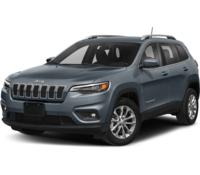 2019 Jeep Cherokee Trailhawk 4x4