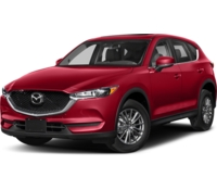 2019 Mazda CX-5 4DR TOURING AWD