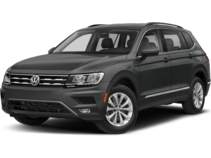 2019 Volkswagen Tiguan S with 4MOTION®
